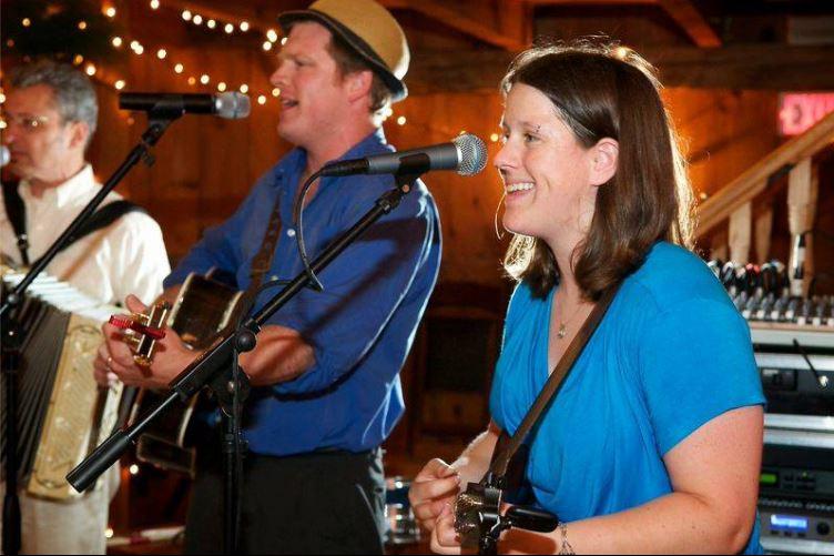 Doug, Kara - Brass Heart Inn 5-14